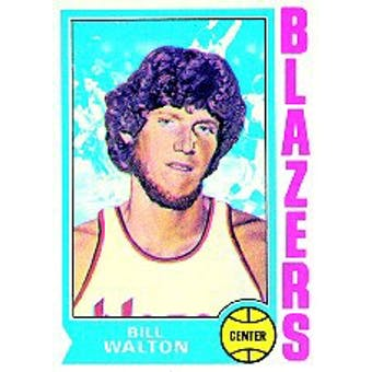 1974/75 Topps Basketball Complete Set (NM-MT condition)
