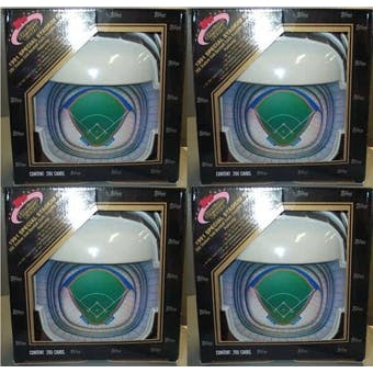 1992 Topps Stadium Club Dome Baseball Factory 30 Set Case
