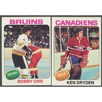 1975/76 Topps Hockey Complete Set (NM-MT)