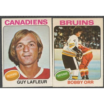1975/76 O-Pee-Chee Hockey Complete Set (NM-MT)