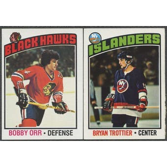1976/77 Topps Hockey Complete Set (NM-MT)