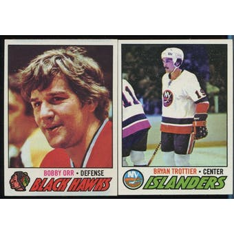 1977/78 Topps Hockey Complete Set (NM-MT)