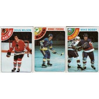 1978/79 Topps Hockey Complete Set (NM-MT)