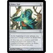 Magic the Gathering Darksteel Single Aether Vial - NEAR MINT (NM)