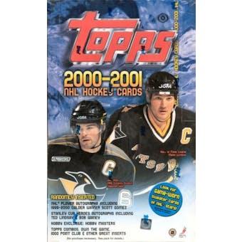2000/01 Topps Hockey Hobby Box