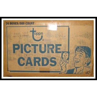 1988 Topps Football Vending 24-Box Case
