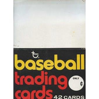 1975 Topps Baseball Rack Box