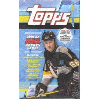 2001/02 Topps Hockey Hobby Box