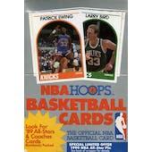 1989/90 Hoops Series 1 Basketball Wax Box