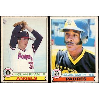 1979 O-Pee-Chee Baseball Complete Set (NM-MT)