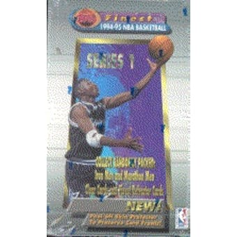 1994/95 Topps Finest Series 1 Basketball Hobby Box