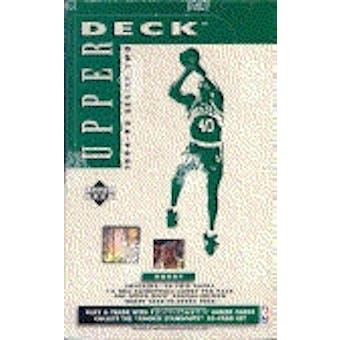 1994/95 Upper Deck Series 2 Basketball Hobby Box