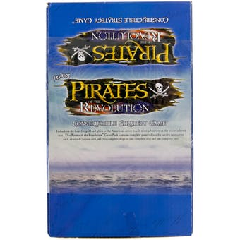 WizKids Pirates of the Revolution Booster Box