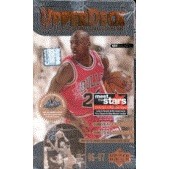 1996/97 Upper Deck Series 1 Basketball Hobby Box
