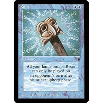Magic the Gathering Legends Single Reset - NEAR MINT (NM)