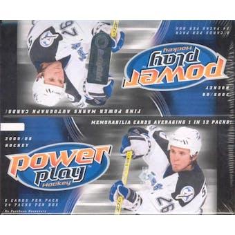 2005/06 Upper Deck Power Play Hockey Box