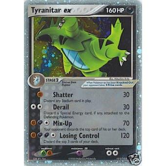 Pokemon Unseen Forces Single Tyranitar 111/115