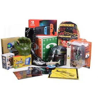 2020 Hit Parade Pop Culture Mystery Box Series 1 - Nintendo Switch, 2DS & Autograph POPs!