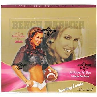BenchWarmer Limited Hobby Box (2011)