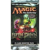 Magic the Gathering Fifth Dawn Booster Pack (Reed Buy)