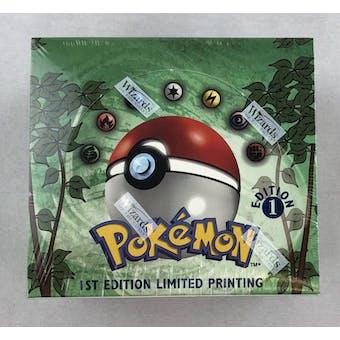 Pokemon Jungle 1st Edition Booster Box