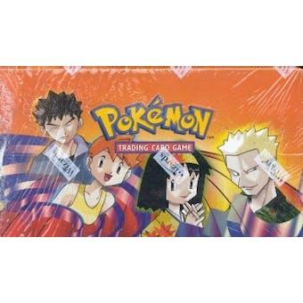 Pokemon Gym Heroes Precon Theme Deck Box
