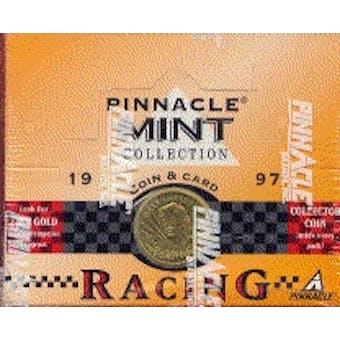 1997 Pinnacle Mint Racing Hobby Box