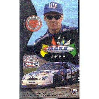 1998 Upper Deck Maxx Racing Hobby Box