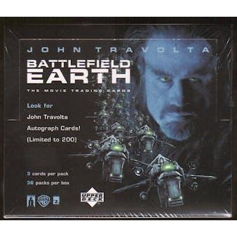 Battlefield Earth Retail Box (Upper Deck) 2000