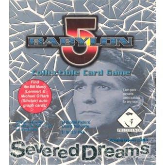 Precedence Babylon 5 Severed Dreams Booster Box