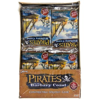 WizKids Pirates of the Barbary Coast Booster Box