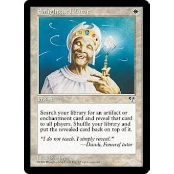 Magic the Gathering Mirage Single Enlightened Tutor - NEAR MINT (NM)