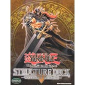 Upper Deck Yu-Gi-Oh Warrior's Triumph Structure Deck