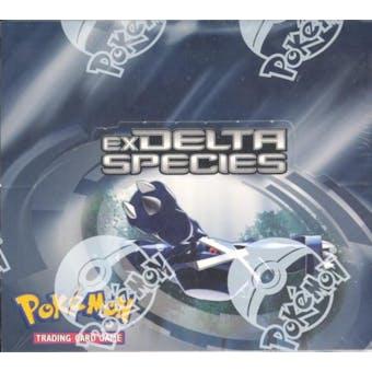 Pokemon EX Delta Species Booster Box