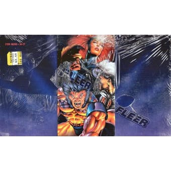 Marvel Masterpieces Hobby Box (1995 Fleer)