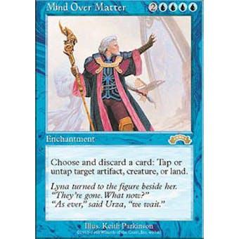 Magic the Gathering Exodus Single Mind Over Matter - NEAR MINT (NM)