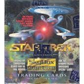 Star Trek Master Series Box (1993 Skybox) (Reed Buy)