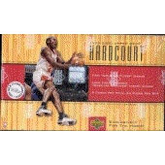 1999/00 Upper Deck Hardcourt Basketball Hobby Box