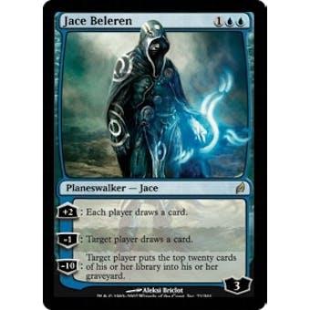 Magic the Gathering Lorwyn Single Jace Beleren FOIL NEAR MINT (NM)