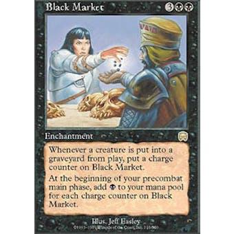 Magic the Gathering Mercadian Masques Single Black Market - NEAR MINT (NM)