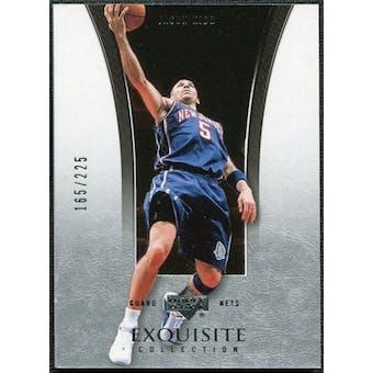 2004/05 Upper Deck Exquisite Collection #24 Jason Kidd /225