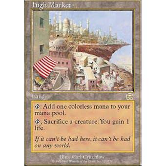 Magic the Gathering Mercadian Masques Single High Market FOIL - SLIGHT PLAY (SP)