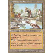 Magic the Gathering Urza's Destiny Single Yavimaya Hollow - SLIGHT PLAY (SP)