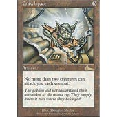 Magic the Gathering Urza's Legacy Single Crawlspace FOIL - NEAR MINT (NM)