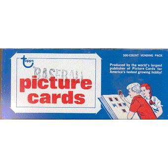 1988 Topps Baseball Vending Box (Case Fresh) (Reed Buy)