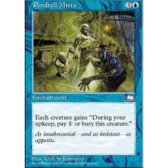 Magic the Gathering Weatherlight Single Pendrell Mists - NEAR MINT (NM) Sick Deal Pricing
