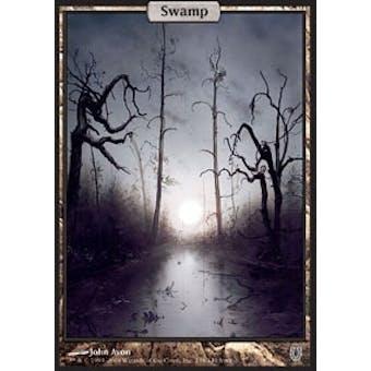 Magic the Gathering Unhinged Single Swamp - NEAR MINT (NM)