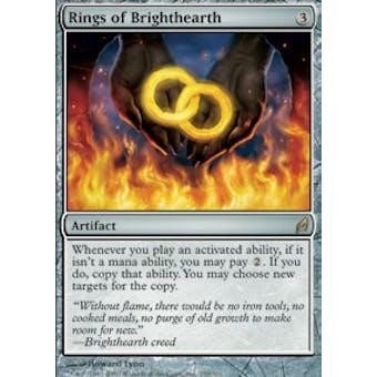 Magic the Gathering Lorwyn Single Rings of Brighthearth - NEAR MINT (NM)