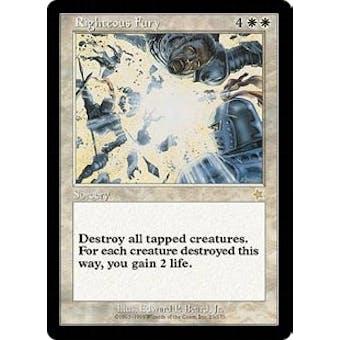 Magic the Gathering Starter Single Righteous Fury - NEAR MINT (NM)