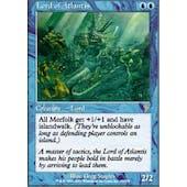 Magic the Gathering 7th Edition Single Lord of Atlantis Foil - NEAR MINT (NM)